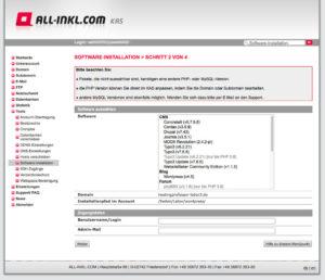 1-Klick-Installer für unkomplizierte App-Installation