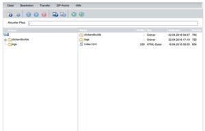1&1 Web-FTP