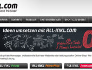 Webhosting Test All-Inkl